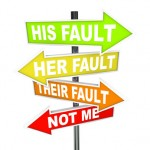 The Blame Game: Help Yourself Out of It